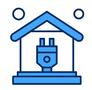 JACI Vectors - smart home icon